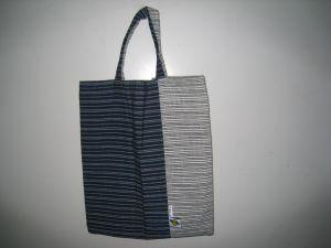 手提げ袋(遠州綿紬)