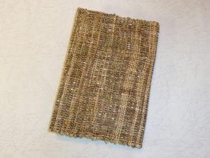 竹皮ブックカバー