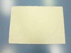 手すき画用紙
