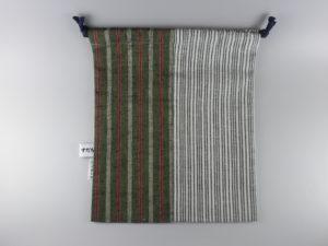 巾着袋(遠州綿紬)