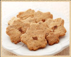 桜葉クッキー