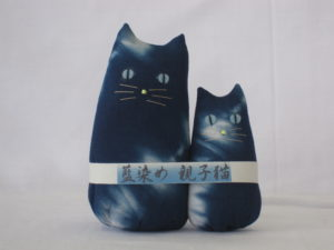 親子猫(香り付)