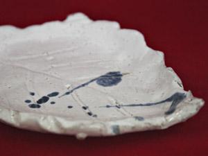 陶芸「皿」
