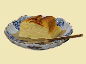 『しばちゃんちの牛乳』でとことん手作りしたスフレチーズケーキ