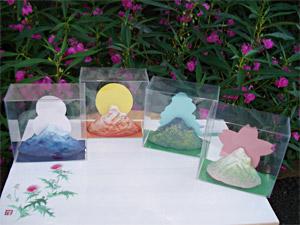 富士山メモスタンド