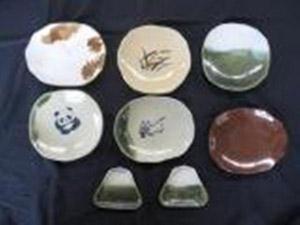 陶芸の小皿