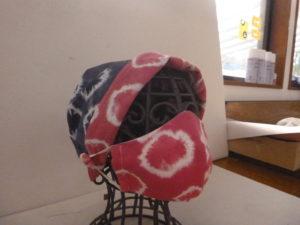 リバーシブル帽