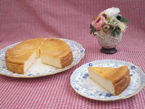 チーズケーキ(18cm丸型)