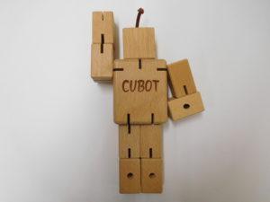 キューボット(1体)