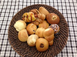 べーカリー・うぇるのパン