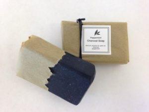 炭石けん(Charcoal Soap)