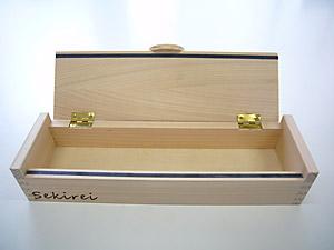 木製ペンケース