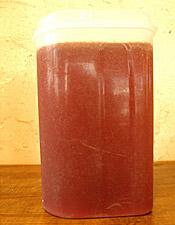 ブドウの酵素ジュース