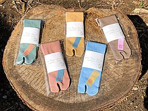 和の色シリーズ  Izutabi Socks
