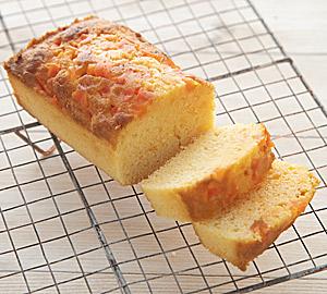 キャロットパウンドケーキ
