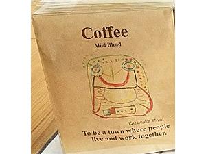 ゆうゆう舎創立30周年記念アートドリップパックコーヒー5Pセット
